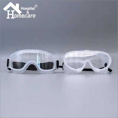 Silicone medical protective goggles