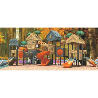 Outdoor Large Multifunction Tree House Playground For Sale (ML-2000701)