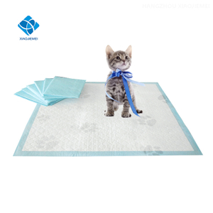 High Absorption Pet Animal Products From China of Disposable Cat Training Changing Potty Pads