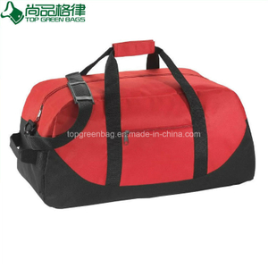 High Quality Custom Simplicity Polyester Waterproof Sport Travel Bag Carrying Storage Bag