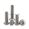 ISO7380 Stainless Steel Pan Head Machine Screw
