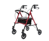 Aluminum Rollator, adjustable seat height (AL-4200C)