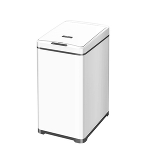 40Liter Sensor Trash Can with Stainless Steel for Indoor Use