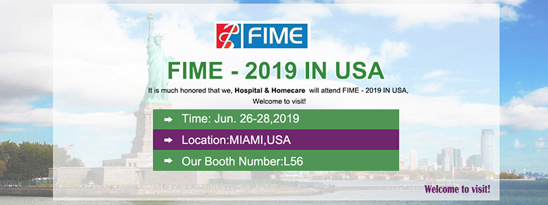 FIME - 2019 IN USA