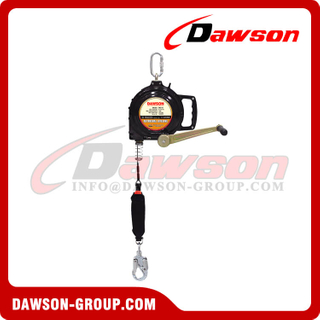 Retractable Lifeline, Retrieval Lifeline, Recovery Self-Retracting Lifeline for Rescue Tripod