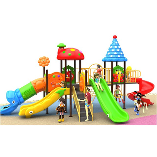 Outdoor Middle Combination Slide Children Playground (BBE-N43)
