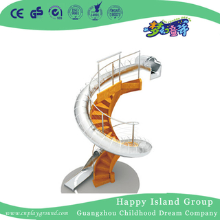 Outdoor Big Stainless Steel Slide Equipment Series (HHK-7401)