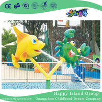 Water Park Children Spraying Gun Water Play Game (HHK-11011)