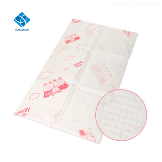 Wholesale OEM Size Disposable Super Absorbency Baby Changing Pads