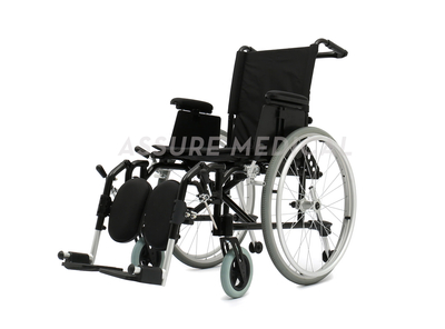 NEW AK5 Aluminum Lightweight wheelchair