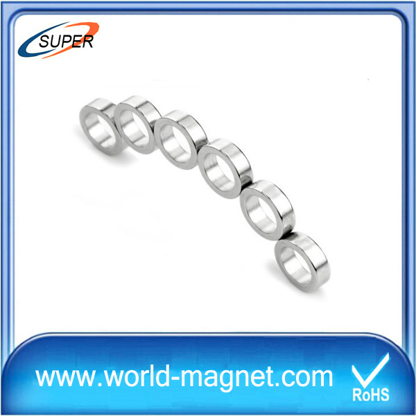 High Quality Sintered Ring Magnet