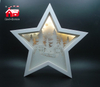 Christmas Decorative Star Frame Music Box As Led Home Decoration with Laser Cut Christmas Scene From Christmas Decoration Supplies
