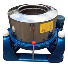 CTM Three Column Scraper Bottom Discharge Centrifuge