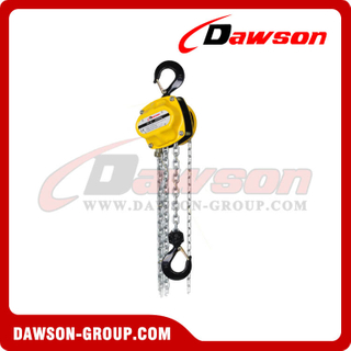 DS-DF-B 0.5T - 10T Chain Hoist, Manual Chain Blocks for Lifting