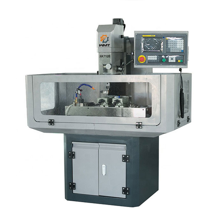 XK7120 CNC Drilling and Milling Machine for Mass Production