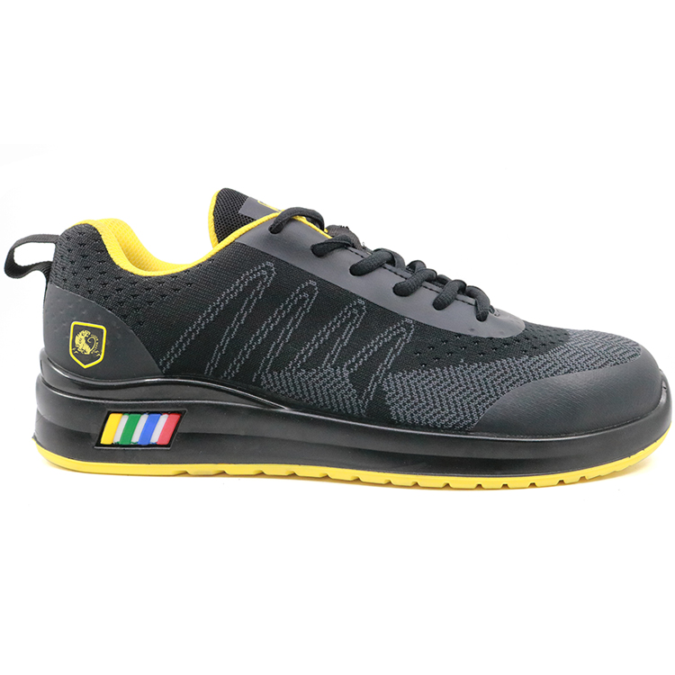 China new anti static fashionable breathable sport style safety shoes