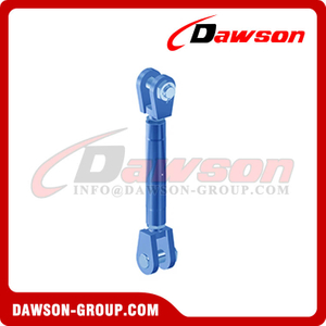 HD Turnbuckle with Jaw & Jaw, Heavy Duty UU Type Lashing Turnbuckle