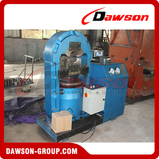H-type Hydraulic Wire Rope Swaging Machine, Hydraulic Wire Rope Terminal Swaging Machine