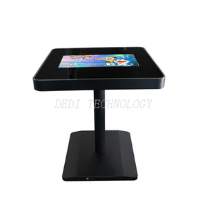indoor for cafe restaurant 21.5 inch lcd interactive touch screen coffee table