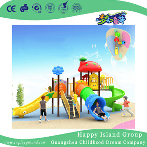 Cartoon Garden Slide Children Playground Equipment (BBE-B2)