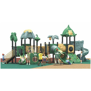 Large Commercial Plastic Slide Animal Playground (Ml-2005301)