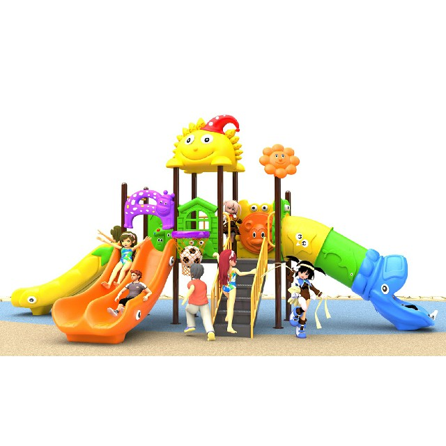 Commercial Combination Children Slide Playground Equipment (BBE-N13)