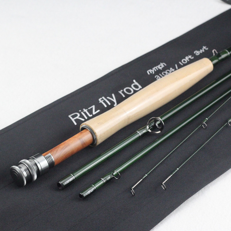 nymph 31004 10ft 3wt graphite nymph fly rod