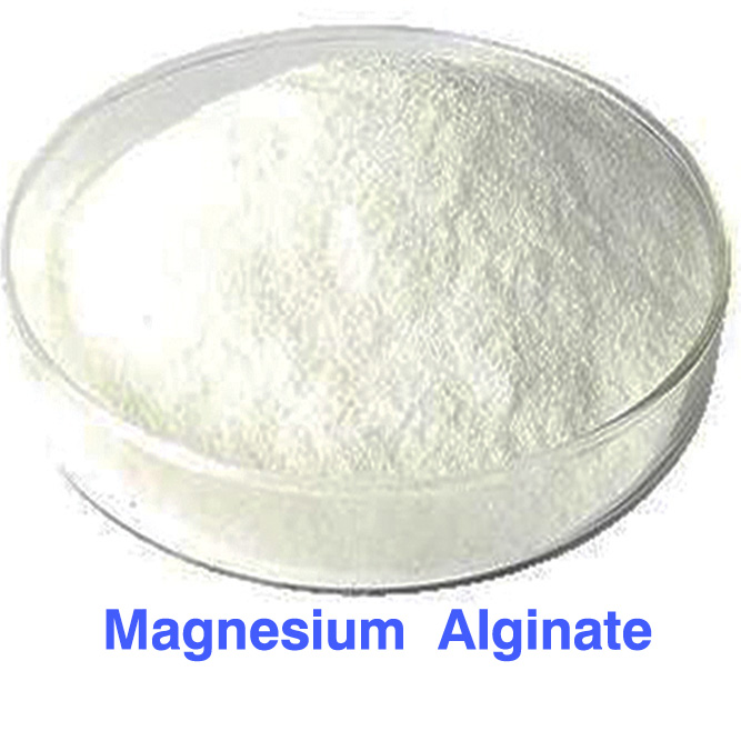 Magnesium alginate