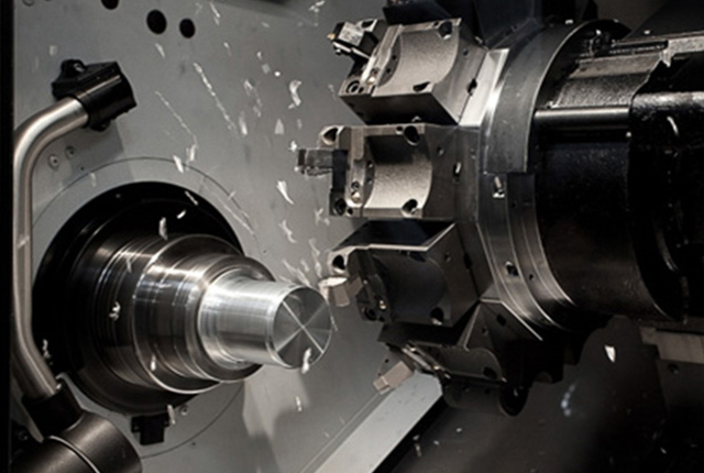 The Characteristics Of CNC Lathe Spindle
