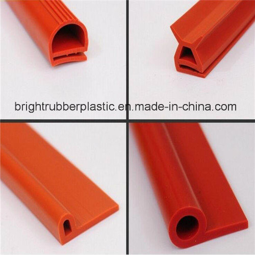 Customized High Quality Rubber Extrusion Parts