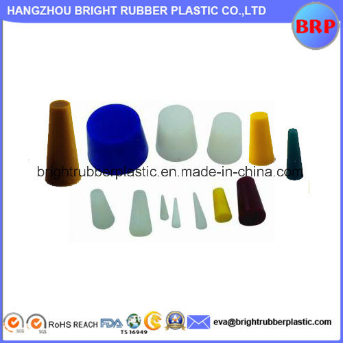 OEM Standard or Customized Molded Silicone Plugs