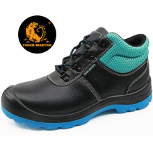 China oil resistant anti static steel toe cap industrial safety boots