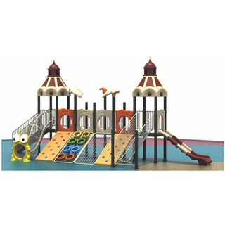 Outdoor Kids Castle Climbing Frame Combination Playground (ML-2009901)