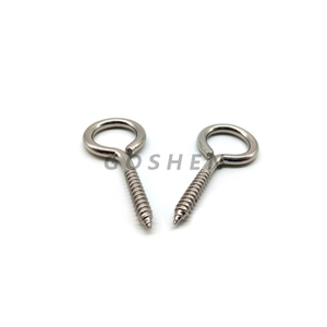 Stainless Steel 304 316 Self Tapping Screw with Rings