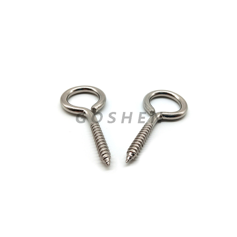 Stainless Steel 304 316 5/16*2-1/4 Self Tapping Screw with Rings