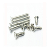 Stainless Steel Bi Metal 2010 304 316 St3.5-St6.3 Grooving Flat Self Tapping Screw