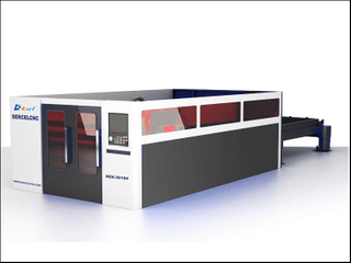 China fiber laser cutting machine for metal 1500W