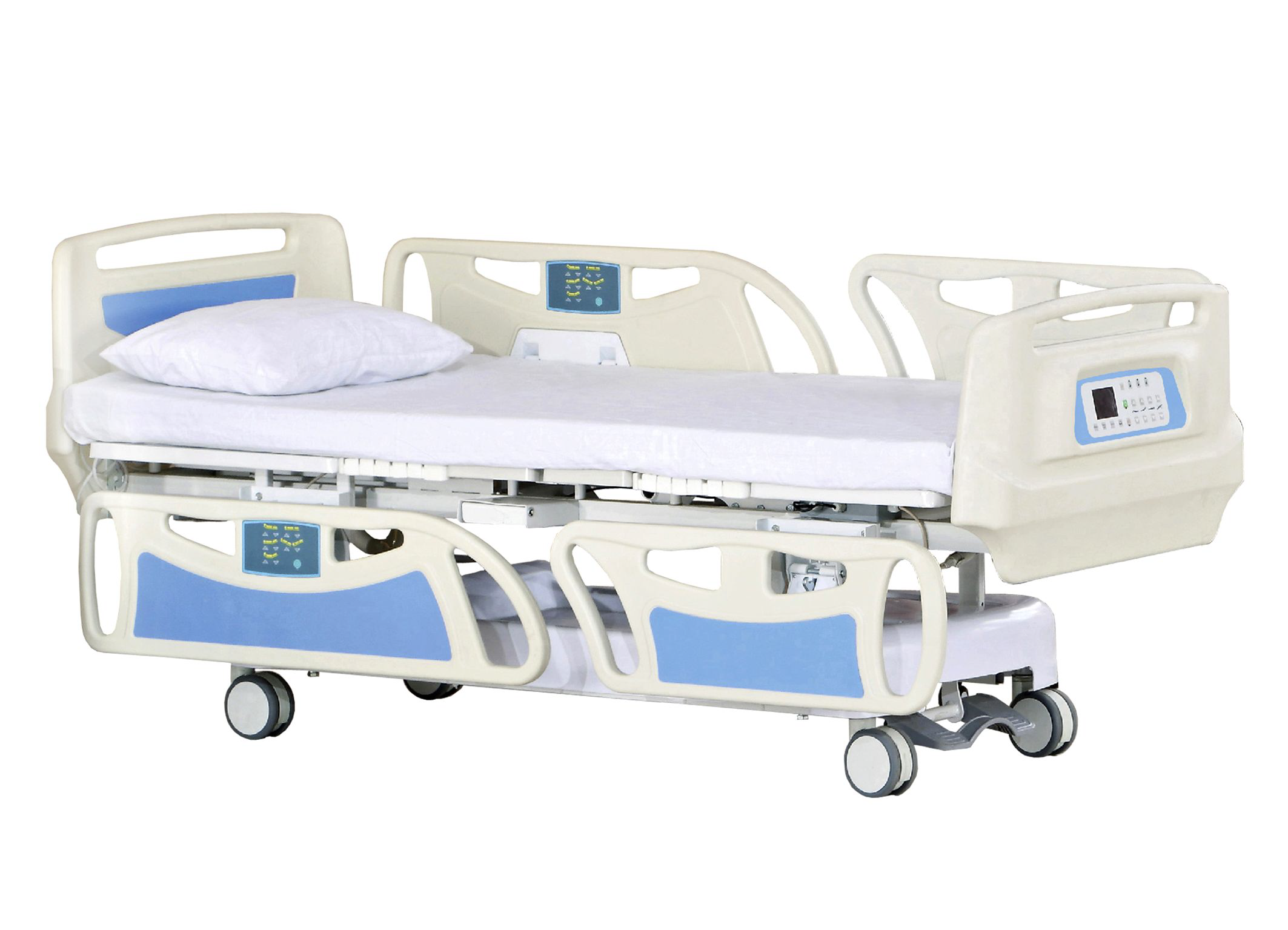 JH-D06 Five Function Electric Bed With Scale