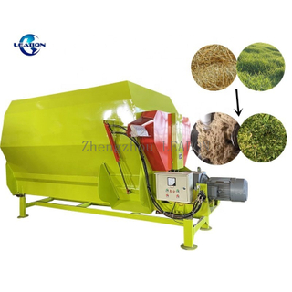 TMR Cattle Cow Feed Mixer Machine