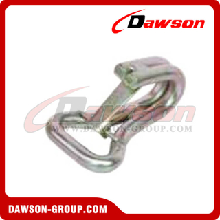 Zinc Plated Wire Hook with Triangle
