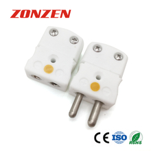 Ceramic High Temperature Standard Size Thermocouple Connecor