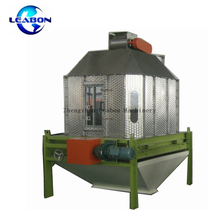 Counterflow Biomass Wood Pellet Cooling machine for Sale