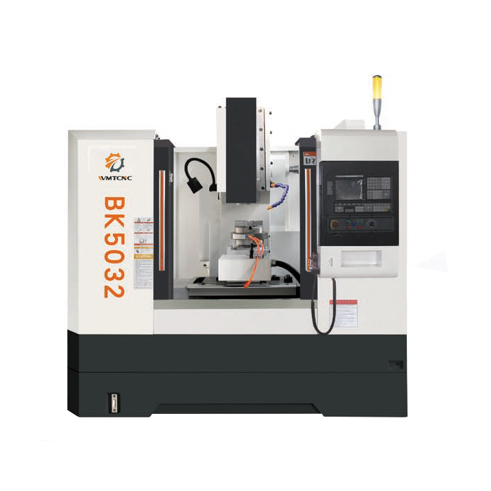BK5032 factory direct pricing CNC slotting machine for metal