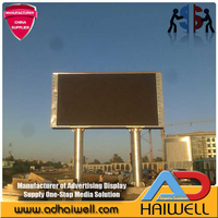 10mx5m Outdoor SMD LED Display Advertising Billboard Structure