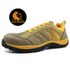 Lightweight metal free fashionable airport sport safety shoes