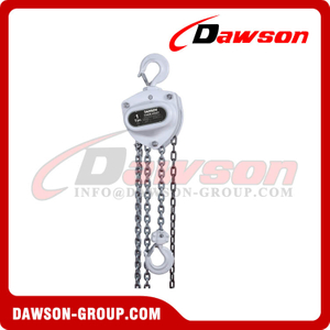 DS-AC-C Marine Anti-corrosion Chain Hoist, Subsea Chain Block, Marine Chain Hoist