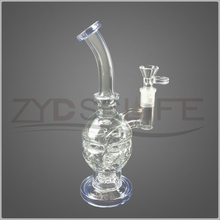 Drilling Oil Recovery Smoking Water Pipe Glass Bong