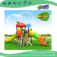 Outdoor Simple Cylinder Slide Children Playground (BBE-B14)