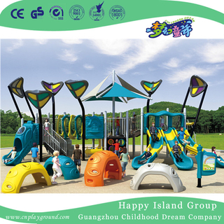 Outdoor Children Big Sea Breeze Playground Equipment (HHK-5101)