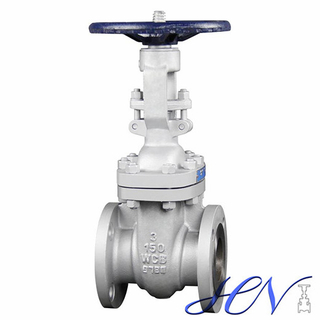 Air Pump Flanged Carbon Steel Isolation Flexible Wedge Gate Valve